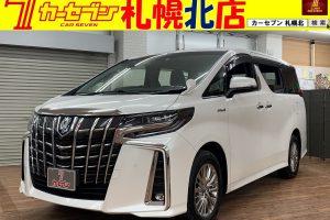 TOYOTA アルファード ハイブリッド S 4WD