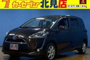 トヨタ シエンタ 1.5G 4WD ナビ バックカメラ 両側パワースライド ETC