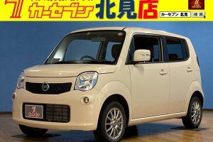 日産 モコ X FOUR 4WD CD プッシュスタート