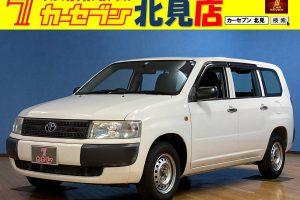 トヨタ プロボックスバン 1.5DXコンフォートパッケージ 4WD キーレス