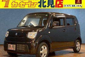 スズキ MRワゴン G 4WD シートヒーター