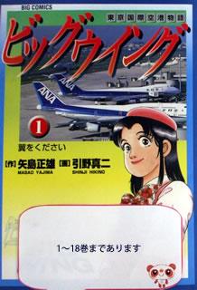 ビッグウイング 東京国際空港物語