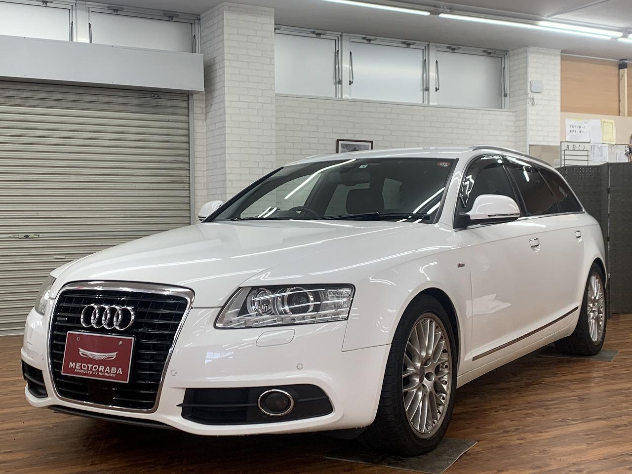 Audi A6 3.0 TFSI クワトロ Sライン 4WD