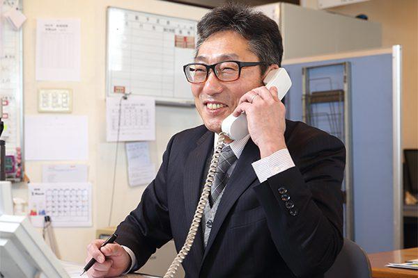 総合保険代理店(損害保険・生命保険)