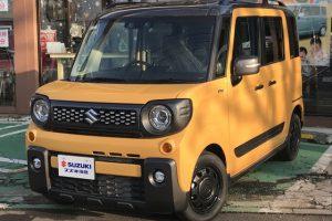 スズキ スペーシアギア  HYBRID XZ  4WD