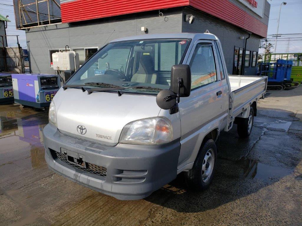 トヨタ タウンエース 0.85トン平 4WD