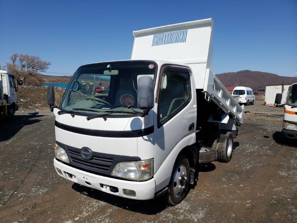 日野 デュトロ 2トンダンプ 4WD