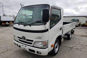 トヨタ ダイナ 1.25トン平 ロング 4WD