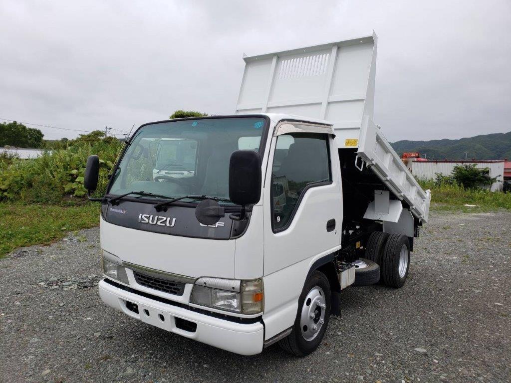 平成16年 いすゞ エルフ 2トンダンプ コボレーン