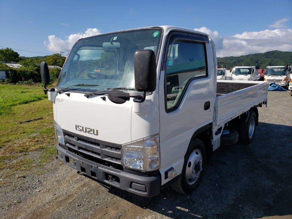 平成26年 いすゞ エルフ 2トン平 4WD